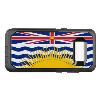Flag of British Columbia Samsung OtterBox Case