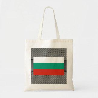 Flag of Bulgaria Budget Tote Bag