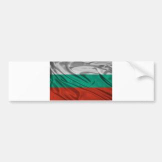 Flag of Bulgaria Bumper Stickers