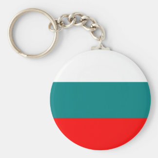 Flag of Bulgaria Key Ring