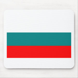 Flag of Bulgaria Mouse Pad