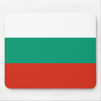 Flag of Bulgaria Mouse Pads