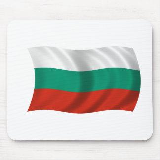 Flag of Bulgaria Mousepad