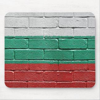 Flag of Bulgaria Mouse Pad