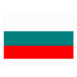 Flag of Bulgaria Postcard