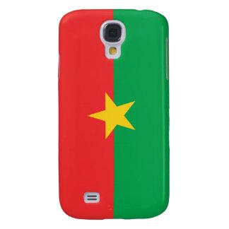 Flag of Burkina Faso Galaxy S4 Case