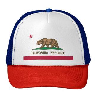 Flag of California Cap