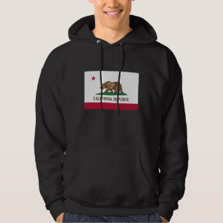 Flag of California Hoodie