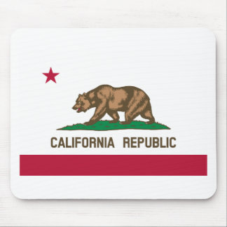 Flag of California Mouse Mat