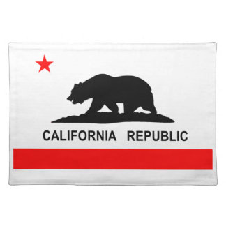 Flag of California Placemat