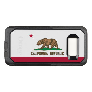 Flag of California Samsung OtterBox Case