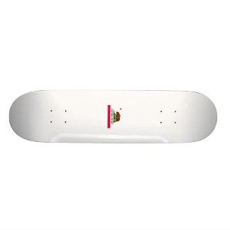 Flag of California Skateboard