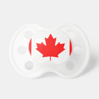 Flag of Canada 0-6 months BooginHead® Pacifier