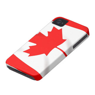Flag of Canada Blackberry Bold 9700/9780, Case Case-Mate iPhone 4 Cases