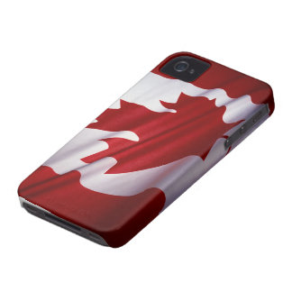 Flag of Canada Case-Mate ID™ iPhone 4/4S Cases