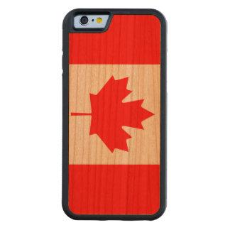 Flag of Canada Cherry iPhone 6 Bumper Case