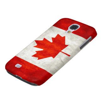 Flag of Canada Galaxy S4 Case