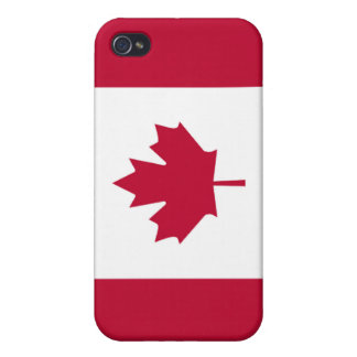 Flag of Canada iPhone 4/4S Cover