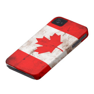 Flag of Canada iPhone 4 Cover