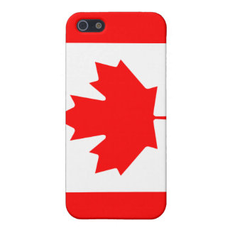 Flag Of Canada iPhone 5/5S Case