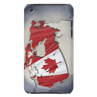 Flag of Canada iPod Touch Cases