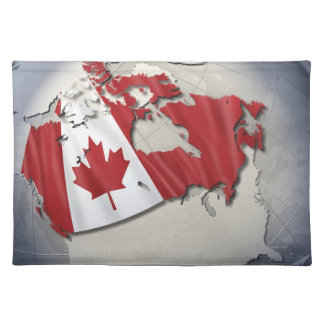 Flag of Canada Placemat