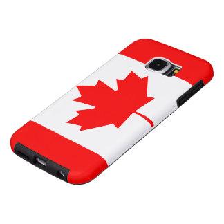 Flag of Canada Samsung Galaxy S6 Cases