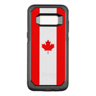 Flag of Canada Samsung OtterBox Case