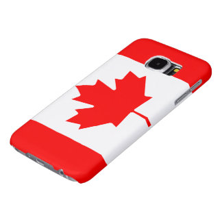 Flag of Canada se Samsung Galaxy S6 Cases