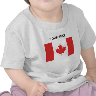 Flag of Canada T Shirts