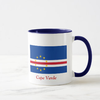 Flag of Cape Verde Mug
