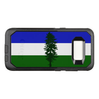 Flag of Cascadia Samsung OtterBox Case