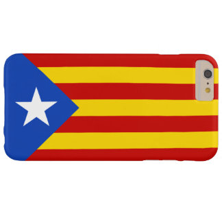 Flag of Catalunya Independence Barely There iPhone 6 Plus Case