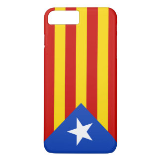 Flag of Catalunya Independence iPhone 7 Plus Case