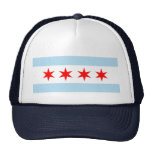 Flag of Chicago Cap
