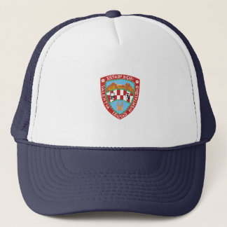 Flag of Chihuahua Trucker Hat