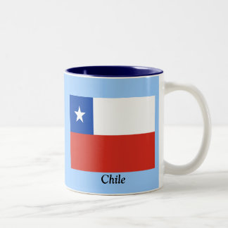 Flag of Chile Mugs