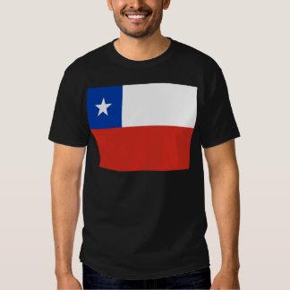 Flag of Chile Tshirts