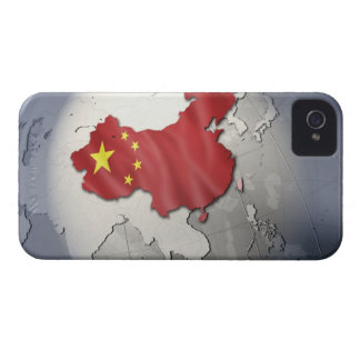Flag of China iPhone 4 Case