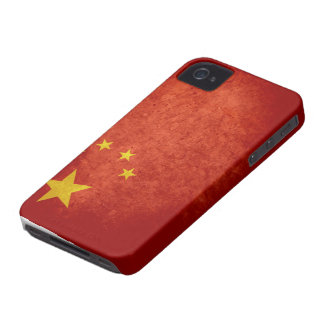 Flag of China iPhone 4 Covers