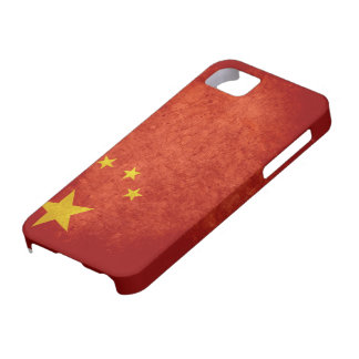 Flag of China iPhone 5 Cover