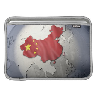 Flag of China Sleeve For MacBook Air