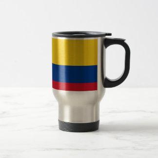 Flag of Colombia - Bandera de Colombia Travel Mug