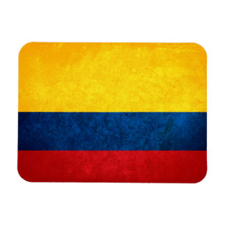 Flag of Colombia Rectangular Photo Magnet