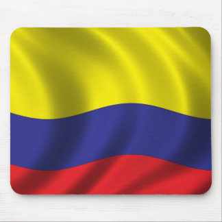 Flag of Colombia Mouse Mat