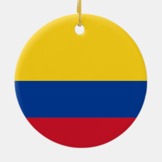 Flag of Colombia Ornament