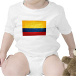 Flag of Colombia Romper