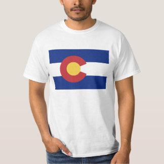 Flag of Colorado - Coloradan Flag T-Shirt