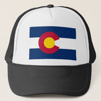flag of colorado hat