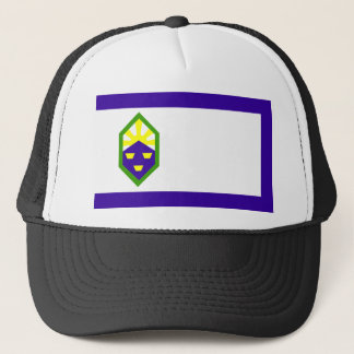 Flag of Colorado Springs Trucker Hat